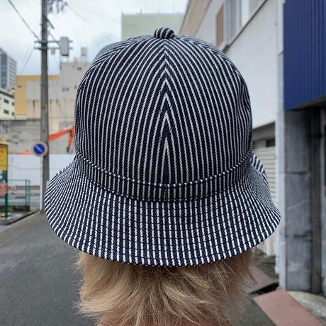Oh!theGuilt / HAND MADE HICKOLY DENIM BALL  HAT by BROWNIE HOME MADE(ヒッコリー)