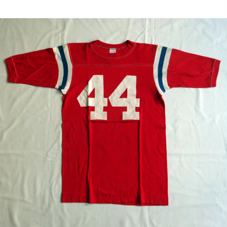 USED (古着)44 SPORTS WEAR Tシャツ(レッド)