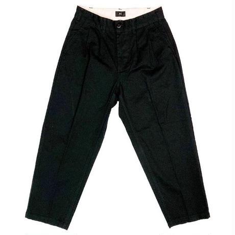 OBEY | FUBAR PLEATED PANT (BLACK)