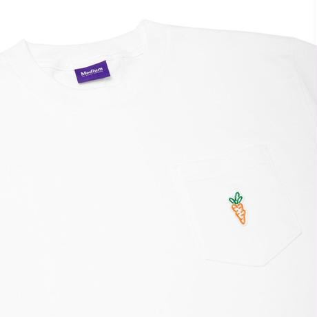 Carrots by Anwar Carrots | CURSIVE CREWNECK  (WHITE)