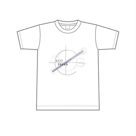 DEEP SQUAD×TGC オリジナルTシャツ