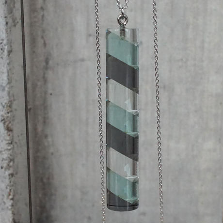 necklace「Cylinder Color (L)」小島 有香子  014810-2-129
