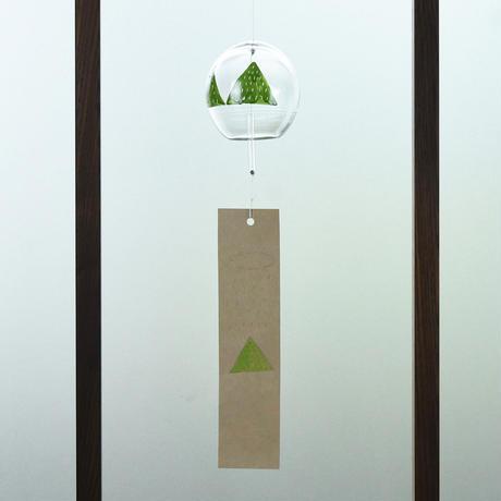 ornament「風鈴 山の雨」ワタナベ サラ 031558-3-387a