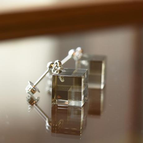 pierce「Cube Brown」小島 有香子  015996-1-180