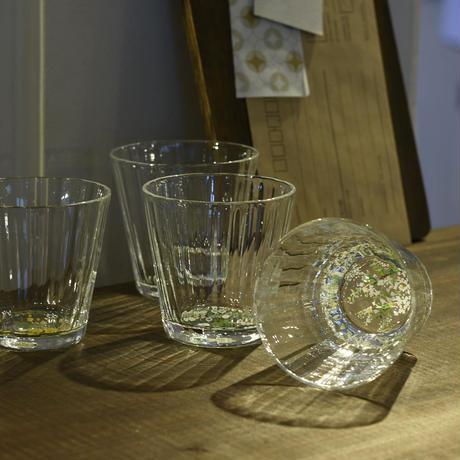 glass「百花景 グラスーゆきやなぎ」金津 沙矢香 030686-1-275