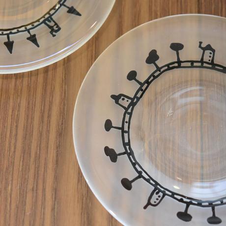 plate「Town」ワタナベ サラ   030737-1-277