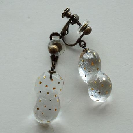 earrings「金彩のイヤリング」 金津 沙矢香 028862-2-48