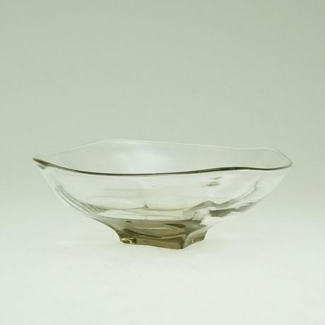 bowl「色鉢  gray」 小宮 崇 029250-1-31