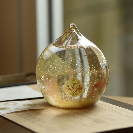 ornament「スノードーム  紅葉」金津 沙矢香 016499-5