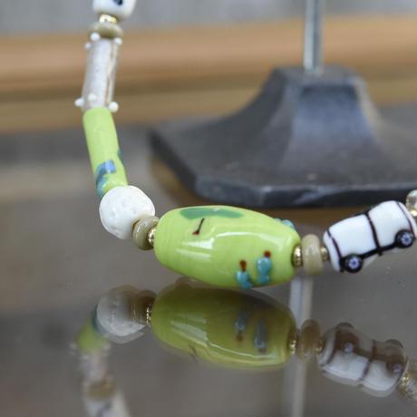 necklace「Golf」齊藤 悠子 029700-1-229