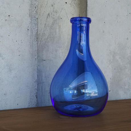 flower vase「鶴」岡田 芙紗子 029554-1-88