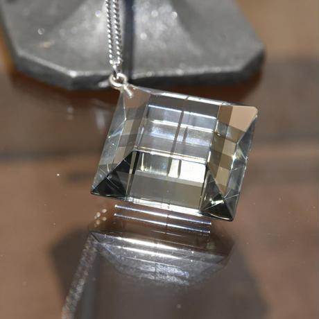 necklace「Square」小島 有香子 031379-1-215