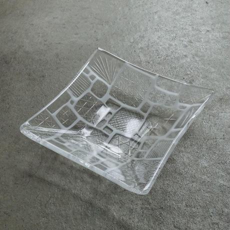 plate「角皿」サブロウ 028950-1-28