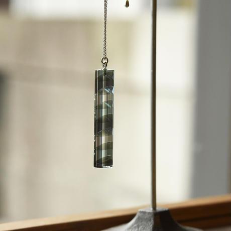 necklace「Cylinder Color」小島 有香子  014810-2-318