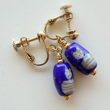 earrings 齊藤 悠子 028149-0-22