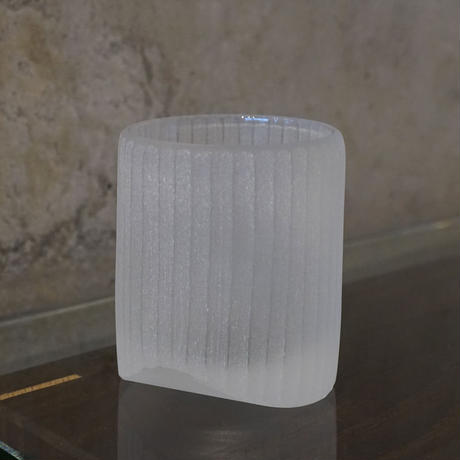 glass「はつり 冷酒グラス」小路口 力恵 021323-1-85