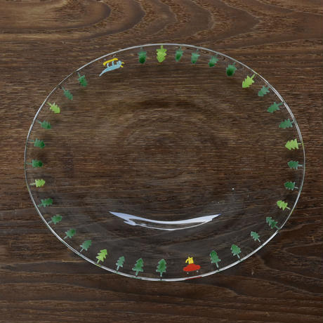 plate「カーレース」ワタナベ サラ