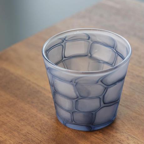 glass「モザイク猪口」小宮 崇 030992-1-355
