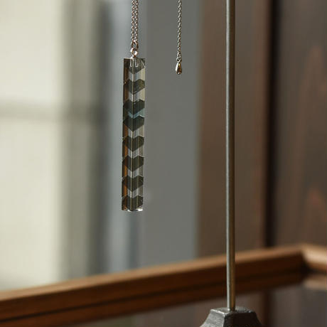 necklace「Bar Long」小島 有香子 024072-1-320