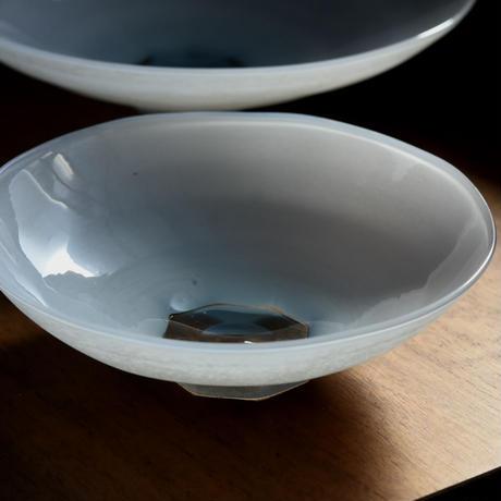 plate「白のうつわ 八角鉢」小宮 崇 030321-3-421