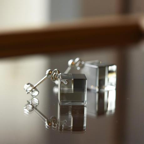 pierce「Cube Black」小島 有香子  029522-2-180