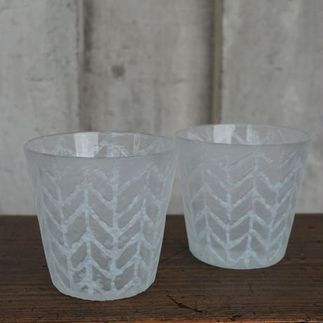 glass「monstera」金 東希 029468-1-110