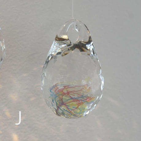 ornament「サンキャッチャー」竹田 舞由子 031857-1-408