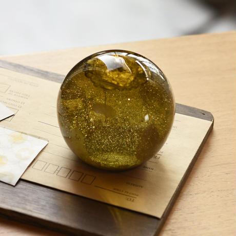 ornament「スノードーム 秋景色」金津 沙矢香 024799-4