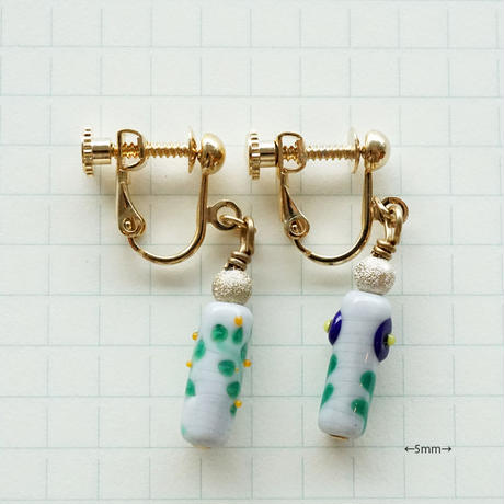 earrings 齊藤 悠子 028831-0-12