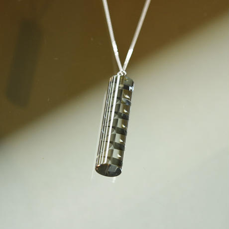 necklace「Cross Cylinder」小島 有香子 016236-4-323