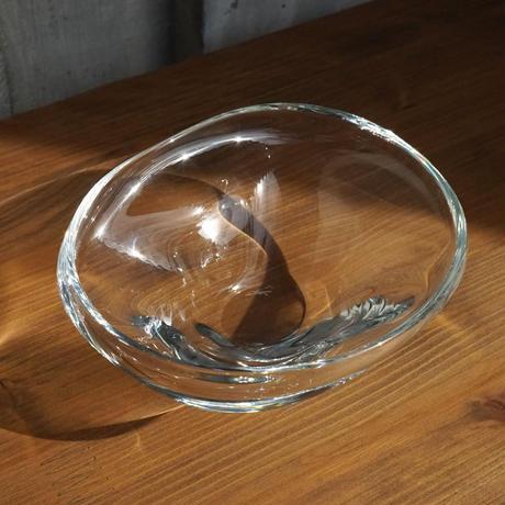 bowl「くもい 平鉢」小路口 力恵 029391-1-90