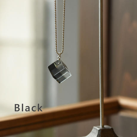 necklace「Cube」小島 有香子 015092-4-321