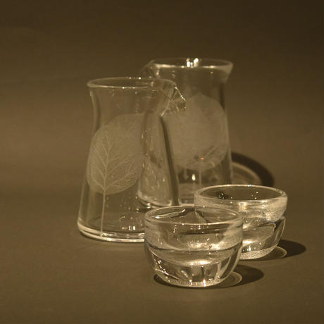 glass「Botanico 冷酒グラスーナンキンハゼ」岡田 芙紗子 030087-1-283