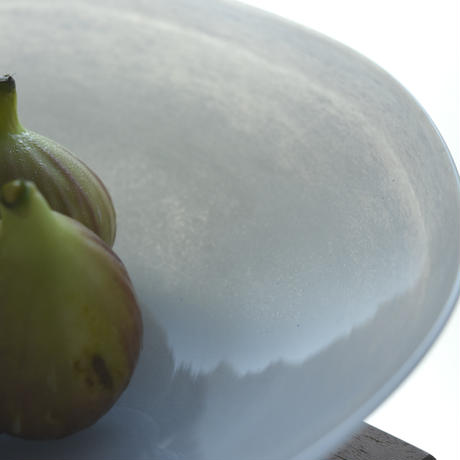plate「白のうつわ 八角大皿」小宮 崇 031035-1-420