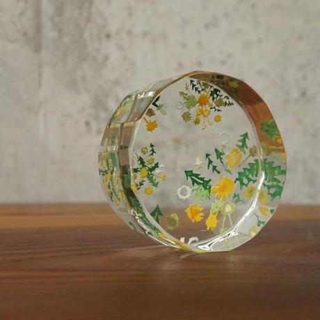 ornament「百花景 タンポポ」 金津 沙矢香 024799-35