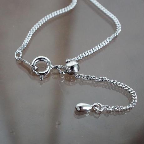 necklace「Diamond」小島 有香子  019565-0-128