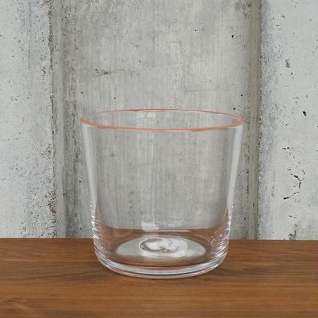 glass「色まきのティーボール pink」 岡田 芙紗子 029304-1-64
