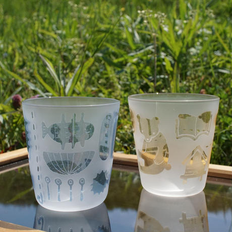 glass「おやつ」ワタナベ サラ 028817-6-194