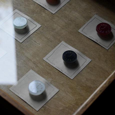 brooch「時計のブローチ」ワタナベ サラ 028819-0-441