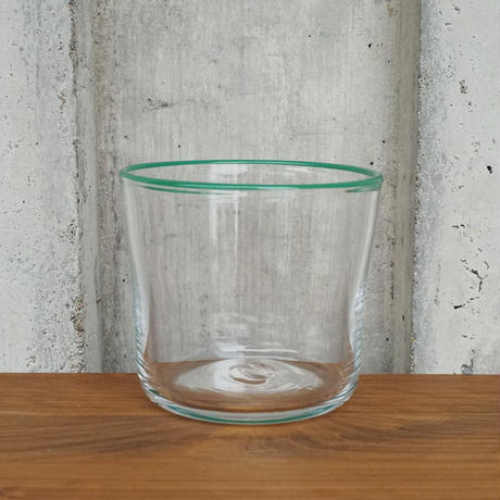 glass「色まきのティーボール green」 岡田 芙紗子 029304-1-63