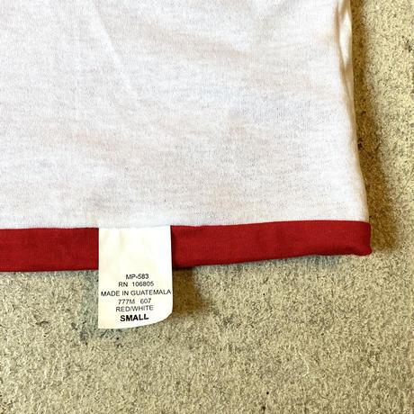 1980's   Hartwell  WフェイスTシャツ