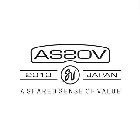 AS2OV × STORE IN FACTORY コラボ マルチワークエプロン 【 KHAKI/BLACK】