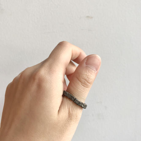 Jona    brocks ring white/18号