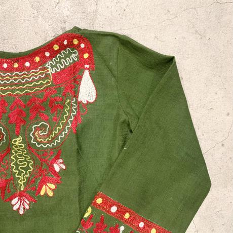 インド 刺繍 ワンピース 5