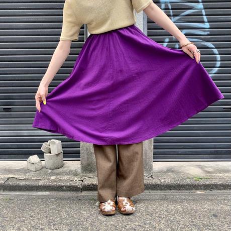 アメリカ製 フレアスカート