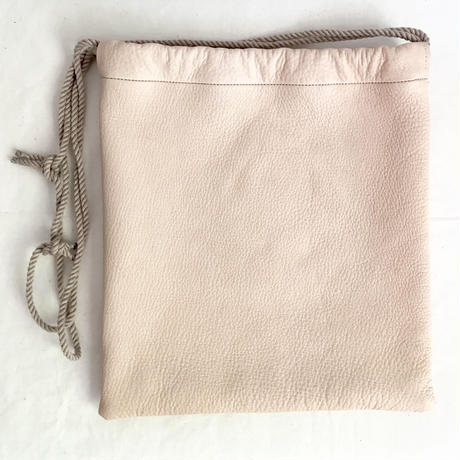 Inswirl  KINCHAKU BAG /NATURAL