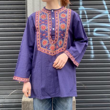 パキスタン 刺繍 チュニック 18