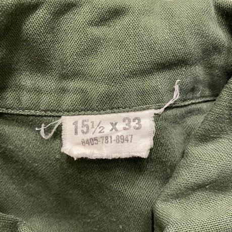 1967's US ARMY ユーティリティシャツ