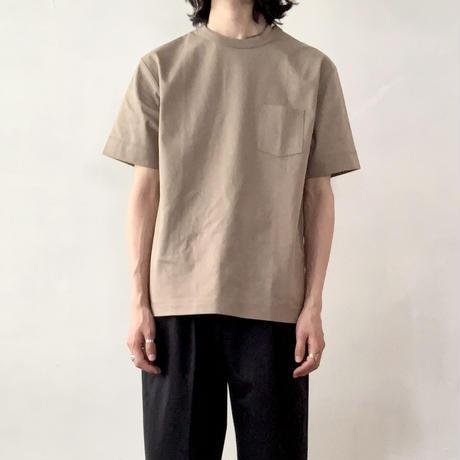Handwerker   Healthknit  Tshirt / khaki  /  M・L