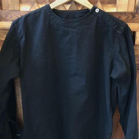 ルーマニア スリーピングシャツ 黒染め(B)